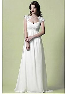 218 best Empire Waist Wedding Gowns images on Pinterest | Wedding ...