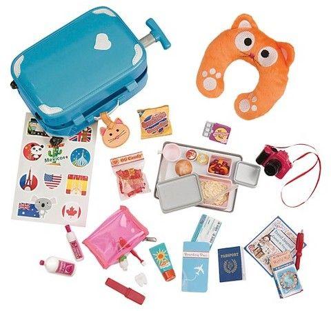Children Luggage |Traveled Luggage Accessory Set