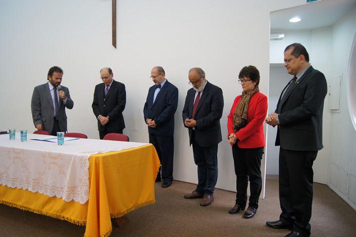 Faculdade de Teologia assina acordo formal com o Garrett Evangelical Theological Seminary  — metodista.br