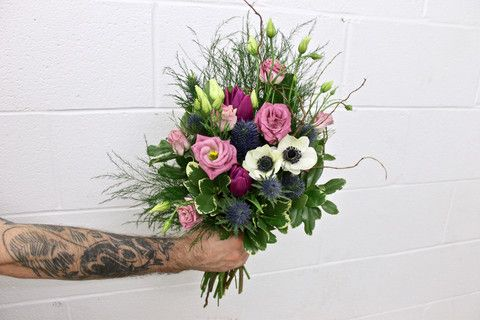 Bouquet Roseus
