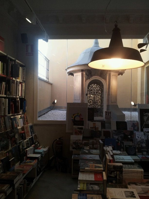 Librería La Central de Callao, Madrid.