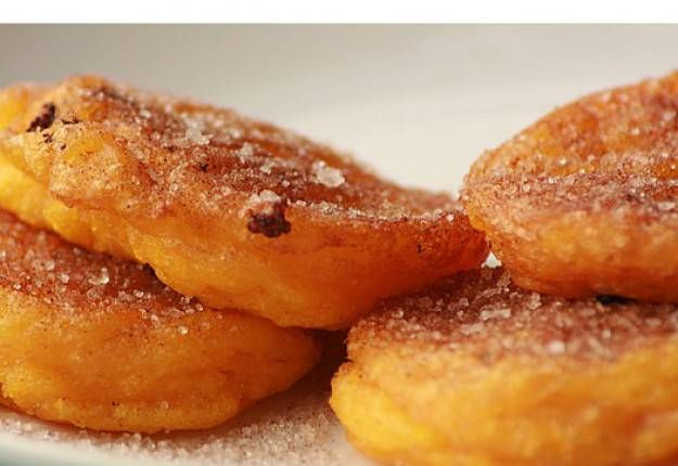 Pumpkin Fritters - Real Recipes from Mums