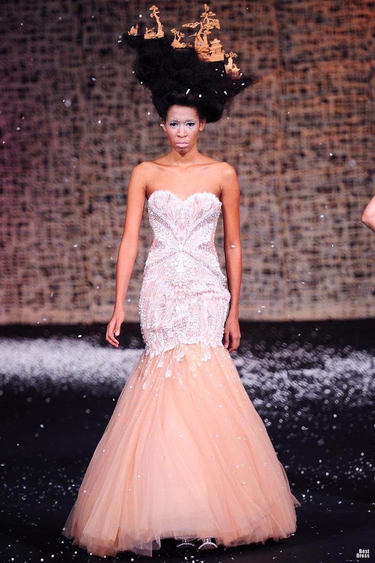 74 best Fashion: Michael Cinco images on Pinterest   Michael cinco ...