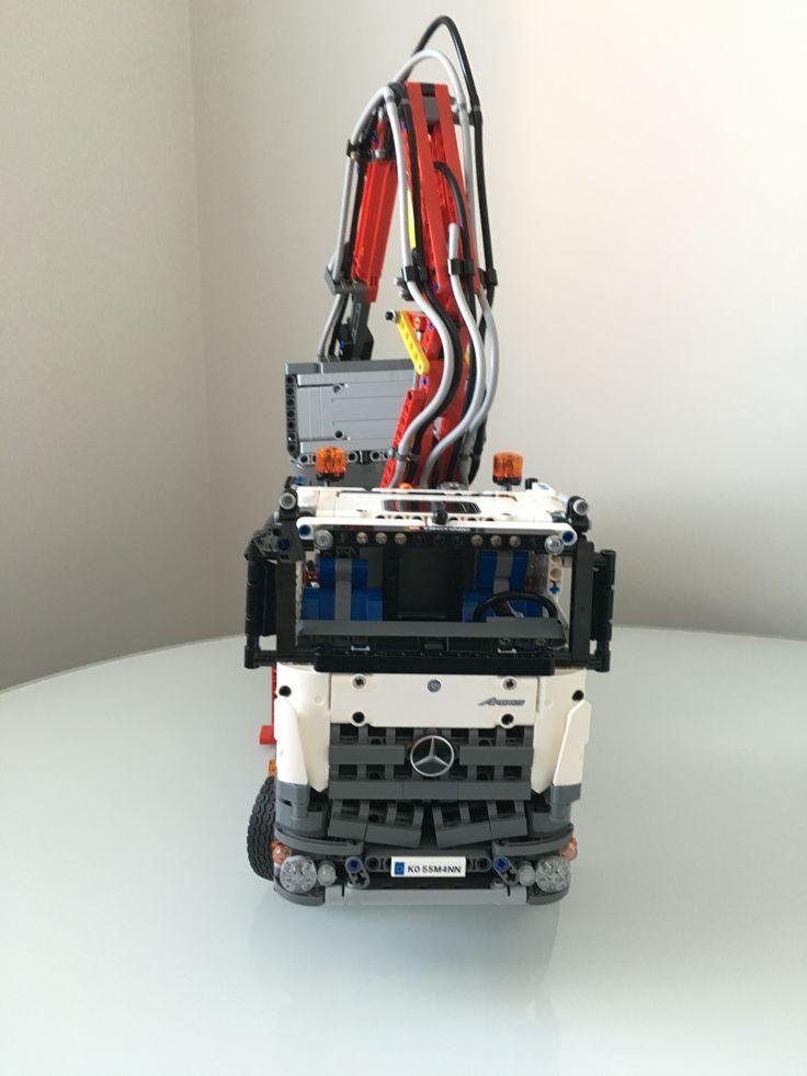 134 fantastiche immagini su lego technic su pinterest grand prix camion e lego. Black Bedroom Furniture Sets. Home Design Ideas