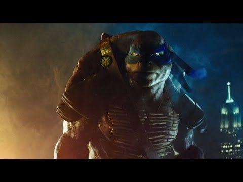 Hmmm... TMNT movie trailer is out