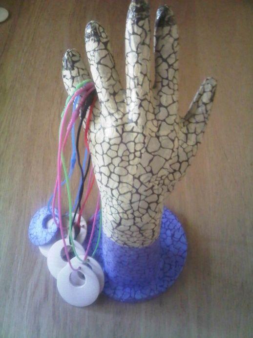 Sierraden hand