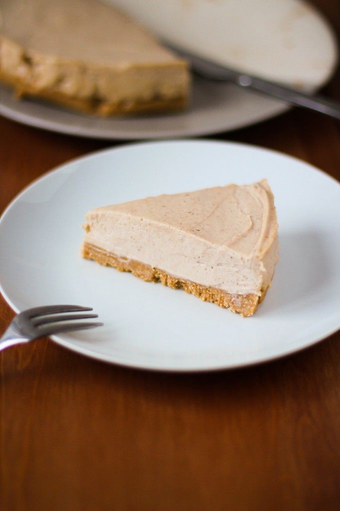 Cheesecake aux marrons (sans cuisson)