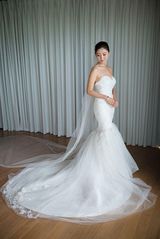11 best David Fielden ...... images on Pinterest | Wedding frocks ...