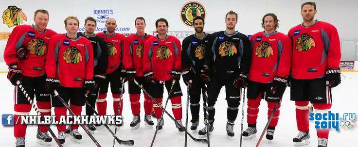 10 Blackhawk Olympians!