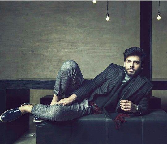 Fawad Khan poses for Republic by Omar Farooq