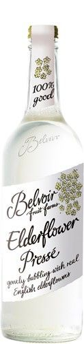 Belvoir Fruit Farms Elderflower Presse. The only thing I ever want to drink for the rest of my life.