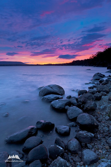 Lake St.Clair, Tasmania, Australia