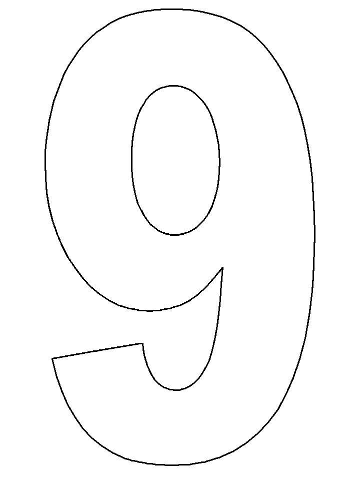 resultado de imagen para plantillas de numeros del 1 al 10