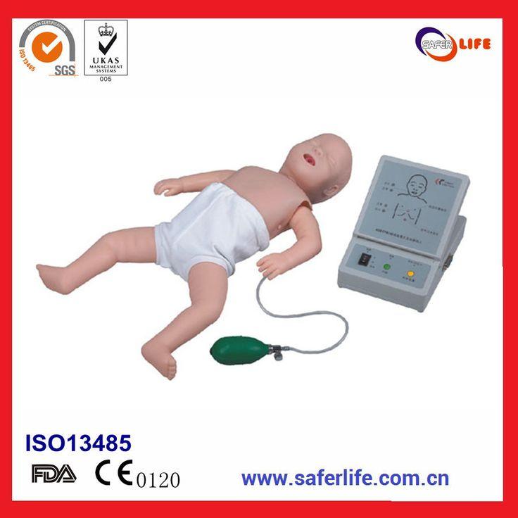 first aid advanced medical infant CPR manikin