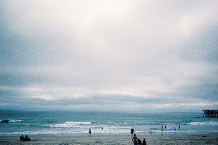 うみ! ばかやろー! って叫びたくなる #写ルンです #写ルンですず #Sea Photo by Hirose Suzu