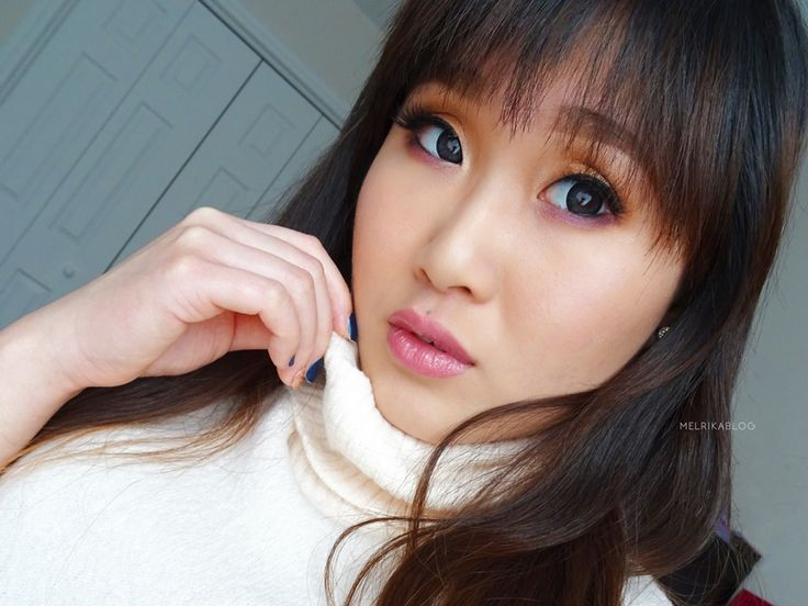 Bronze & Purple Makeup Look with Bubzbeauty's Be Palette by BH Cosmetics | Review | Melrika Blog