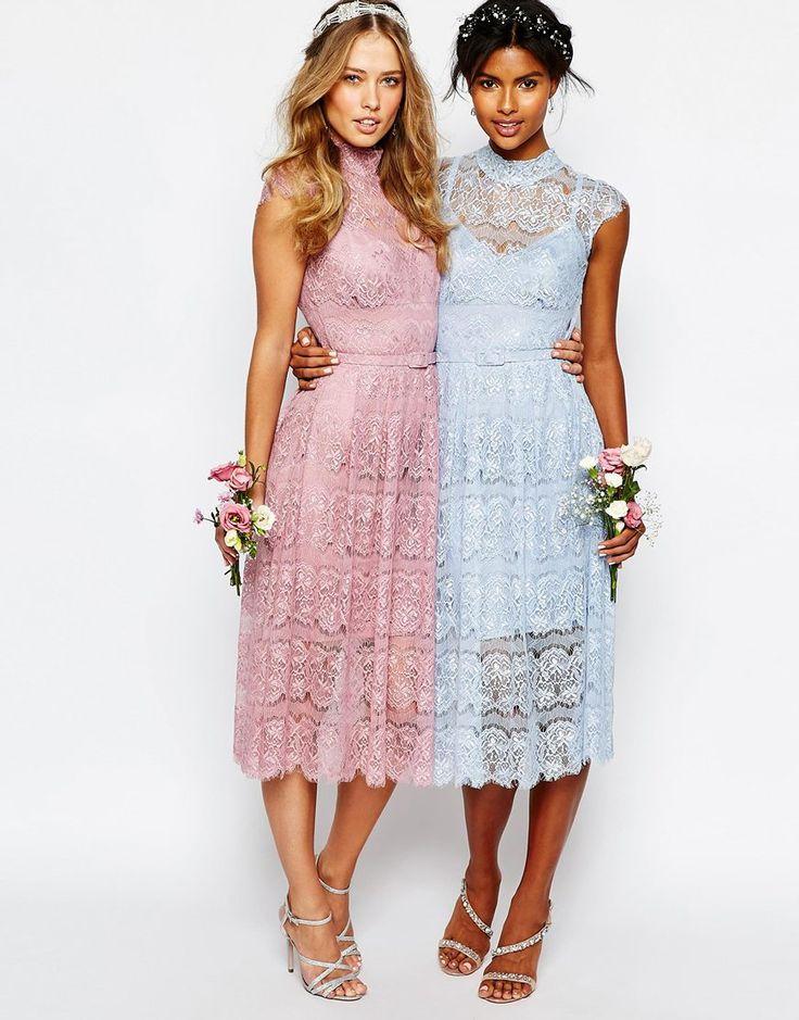 Body Frock Wedding Peony Lace Dress