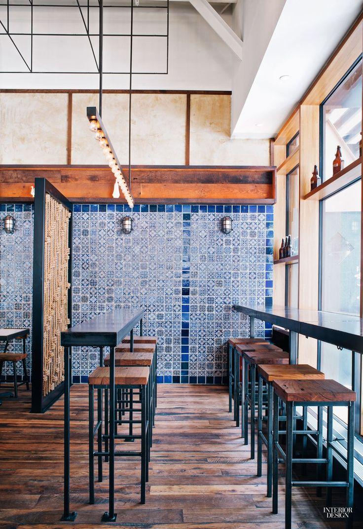 12 NYC Restaurants Serve Up Hot Design. Brewery InteriorRestaurant BarRestaurant  ...
