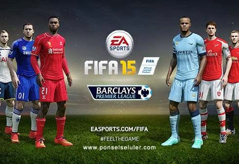Game FIFA 15