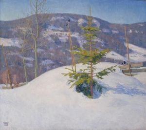 Wilhelm Wetlesen: Nordic Art, Winter Art, Wetlesen 18711925, Heart Singing, Inspiration Paintings, Artists Inspiration, Fine Art, Wilhelm Wetlesen, Norwegian Art