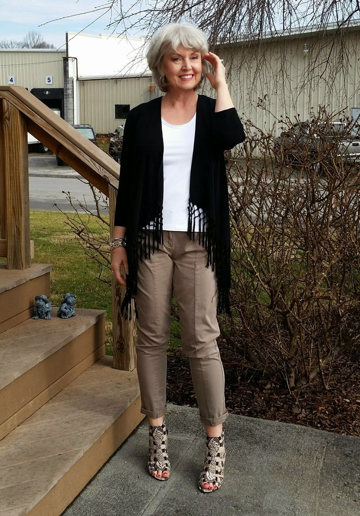 Fifty, not Frumpy: Reptile and Fringe