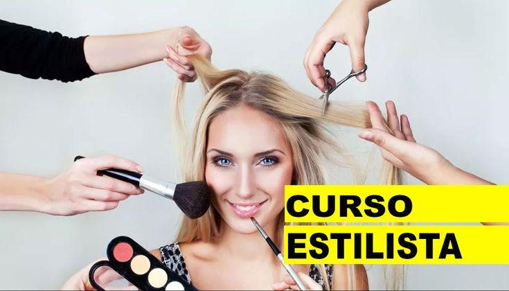 Capacítate como Estilista profesional desde la comodidad de tu hogar y completamente gratis!  #curso #belleza #peluqueria #manicuria #patronaje