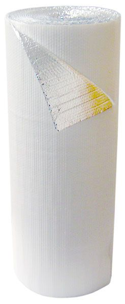 White Double Bubble Insulation 500 s.f. for $135