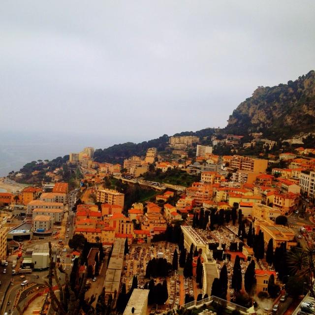 Monaco, Cote d'Azur, France