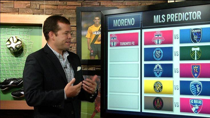 Major League Soccer Predictor: Week 29