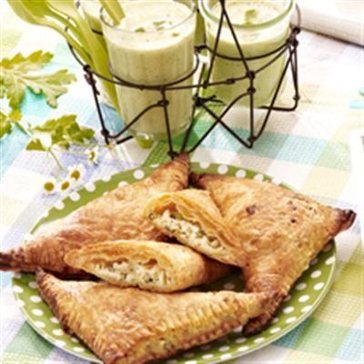 Griekse kaasbroodjes