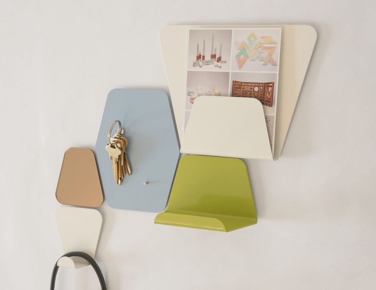 Leaves Entry Wall Organizer — Talbot & Yoon
