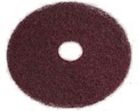 """Viking Janitor Supplies - Viking Dominator Extra Heavy Duty Strip Floor Stripping Pad 12""""-21"""" - Case of 5, $29.95 (http://vikingjanitorsupplies.com/products/dominator-extra-heavy-duty-strip-floor-stripping-pads-case-of-5.html)"""