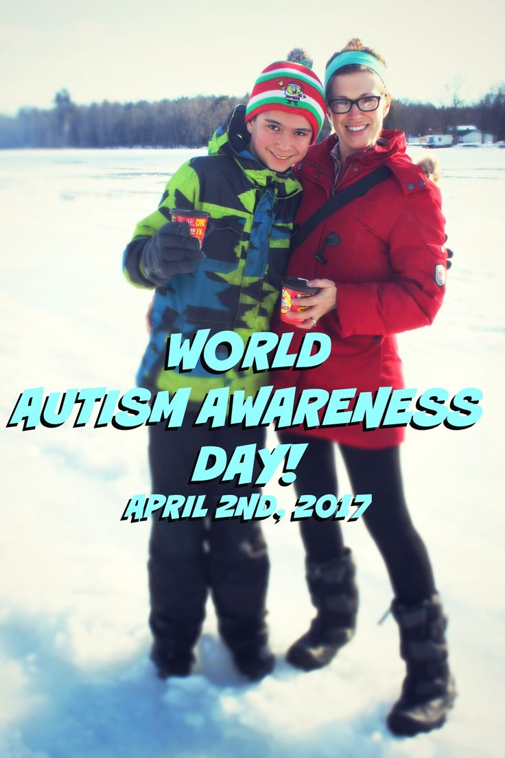 April 2nd is World Autism Awareness day, and it kicks off National Autism Awareness Month!