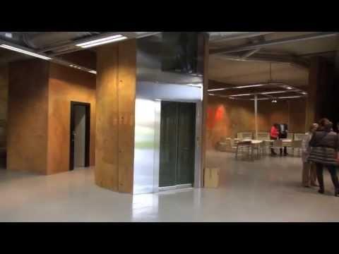 El Talud de la Ería, Espacio Coworking en Oviedo destinado a emprendedores y jóvenes empresarios.