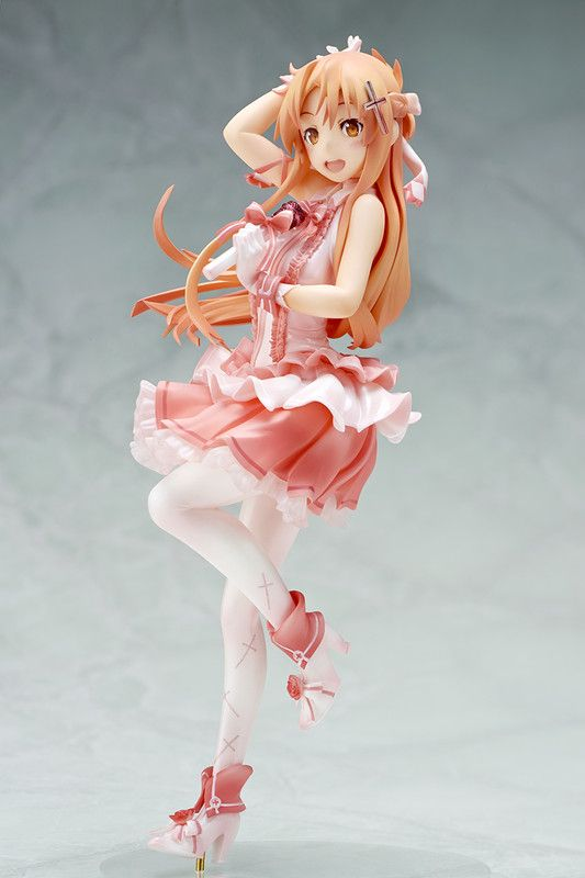 Crunchyroll - Store - Sword Art Online II Asuna, Idol of the Aincrad Ver. 1/8th Scale