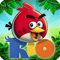 Angry Birds Rio v 2.6.2 MOD APK (free shopping)   Angry Birds Rio - The cult game goes on Angry Birds. Birds kidnapped and brought to the city of Rio de Janeiro where they escaped from the kidnappers and to rescue and find their friends Blu - 2 and Jewel rather rare macaw. The aim of the game is to use as little as possible running birds and release from cells imprisoned birds.   Required Android {4.1 and UP} Supported Android Version:-Ice Cream Sandwich (4.04.0.4)- Jelly Bean(4.14.3.1)…