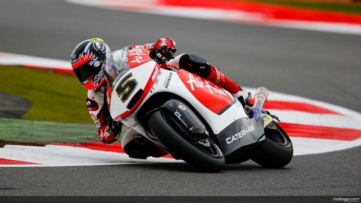 Grand prix de Grande Bretagne de Moto2: Résultats des qualifications  #Moto2