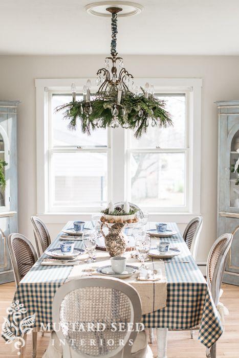 94 Best Miss Mustard Seed Interiors Images On Pinterest  Farm Prepossessing Miss Mustard Seed Dining Room Inspiration Design