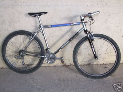 Sunn Xircuit Max | sunn bicycles (vintage)