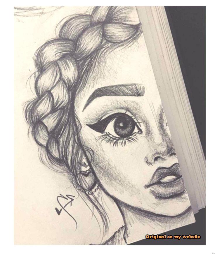Art Drawings Tumblr Zeichnen Ideen Leicht Bilder Designfan In Schone Bilder Zum Nachzeichnen Le Best Art Pin Zeichnungen Zeichnen Ideen Zeichnungen Pinterest