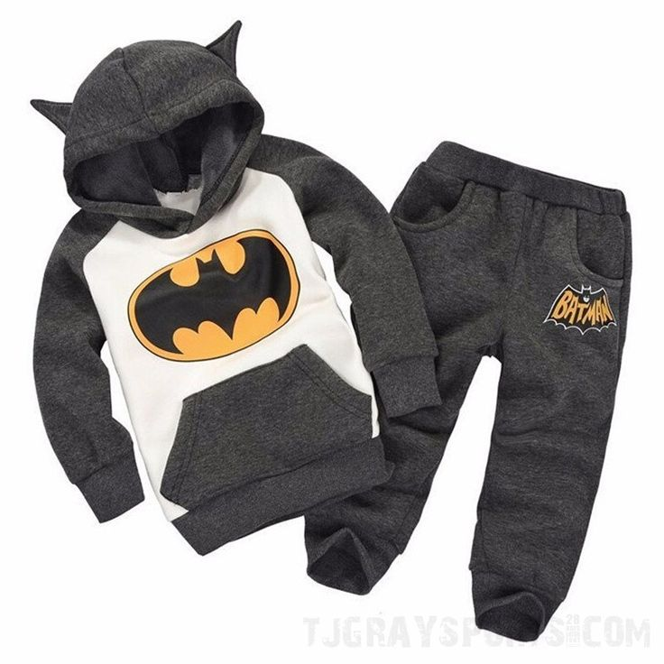 Unisex Children's Outfit tracksuit Batman Hoodie  #tracksuit #running #yoga #fashion #darts #golf #small #hoodie #white #womens