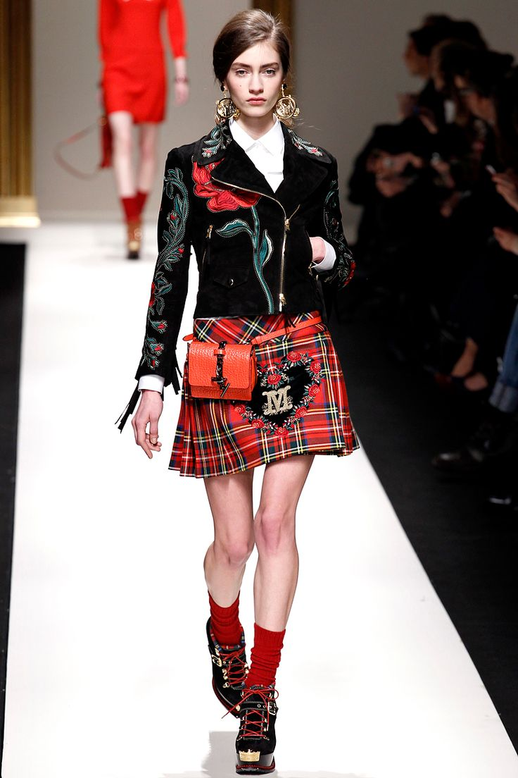 Moschino Fall 2013 RTW - Review - Fashion Week - Runway, Fashion Shows and Collections - Vogue