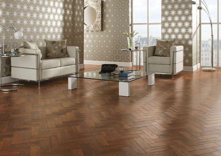 Karndean wood flooring - Auburn Oak by @KarndeanFloors available from Rodgers of York #flooring #interiors