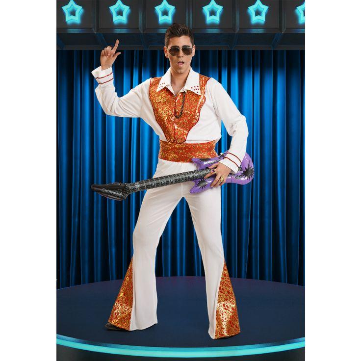 Disfraz de Elvis Presley #disfraces #carnaval