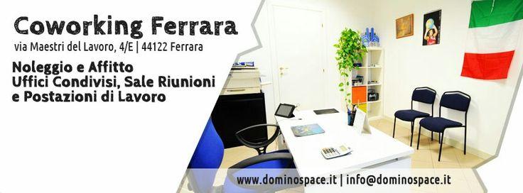 Ufficio Condiviso Ferrara Coworking
