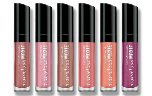 Bare Minerals From Day To Play Marvelous Moxie Lipgloss Set