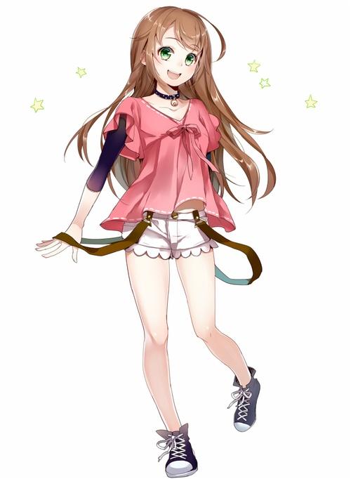 80 best anime images on pinterest - Girly girl anime ...