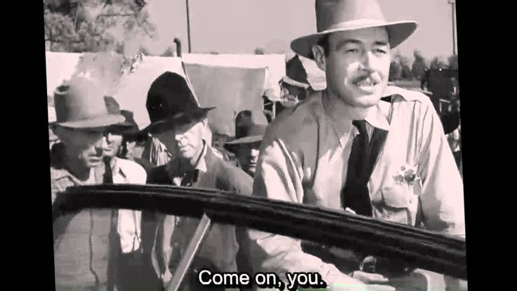 an analysis of the revisions and deletion in the film the grapes of wrath by john ford The film, the grapes of wrath, was produced in 1940, the same year that the book, written by john steinbeck, from which the film is based was awarded the pulitizer prize the running time of the film is 128 minutes.