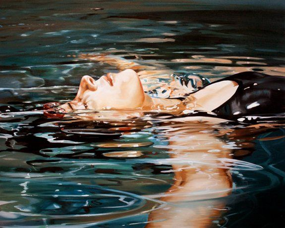 Incredibly Realistic Summer Paintings – Eric Zener