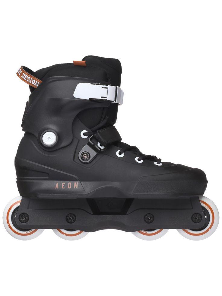 USD Aeon 72 Complete Aggressive Inline Skates - Black
